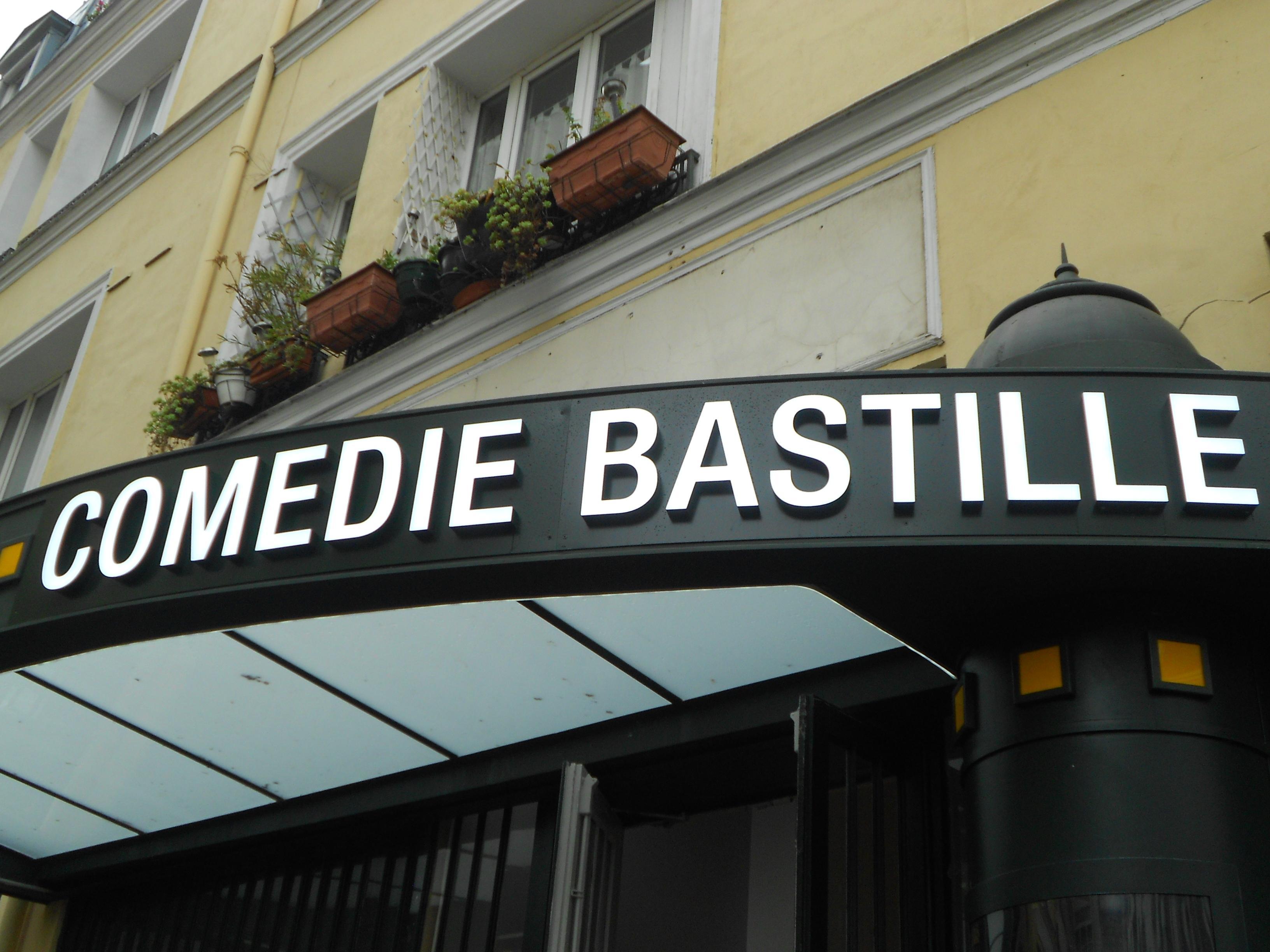 5 choses à savoir sur  Comédie Bastille