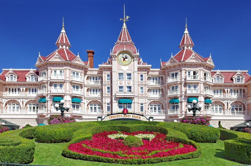 Se loger à Disneyland Paris